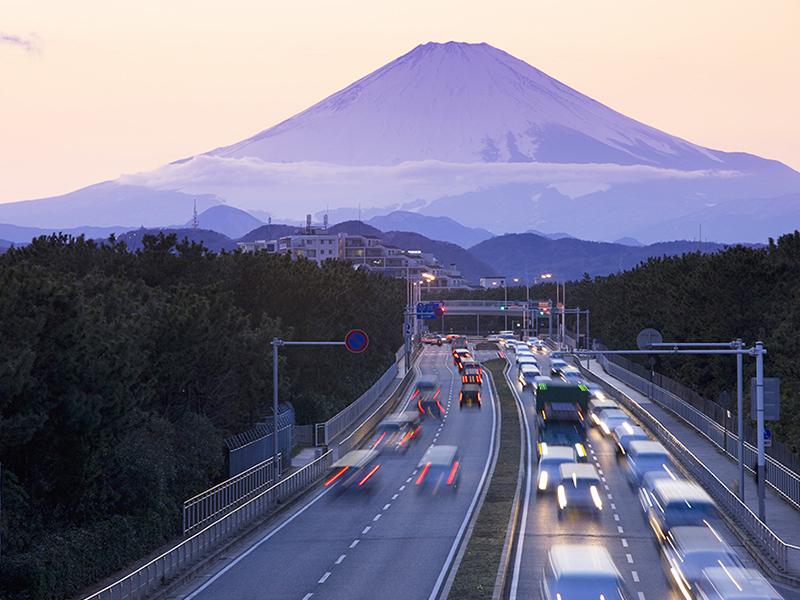 高速道路のイメージ写真